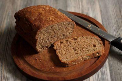 No knit bread