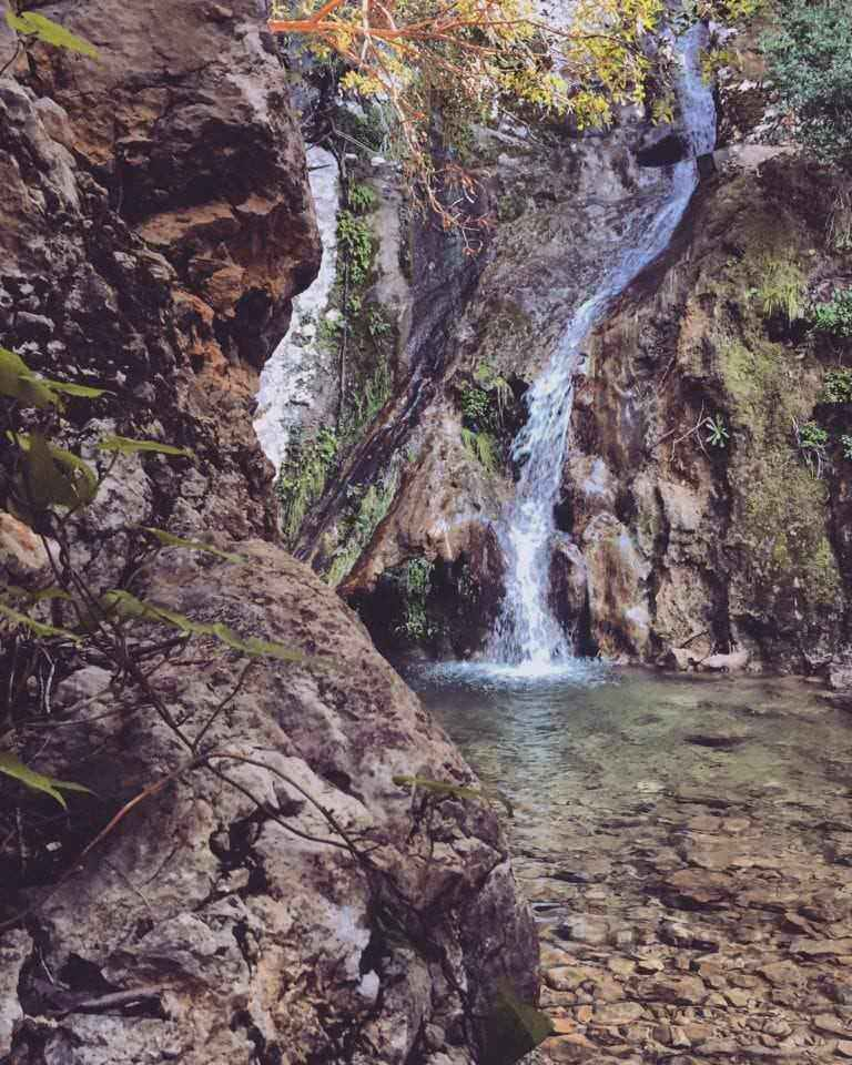 Tramantura Waterfall - Majorca