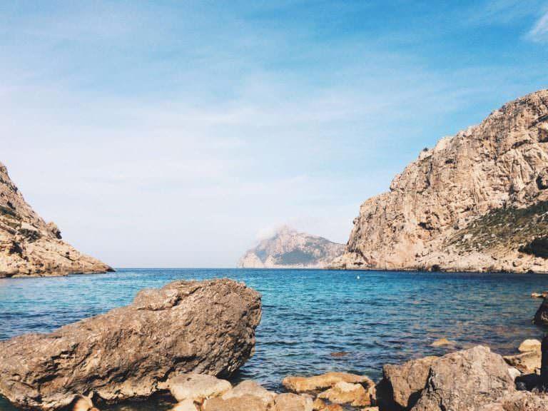 Vall de Bóquer Bay - Majorca