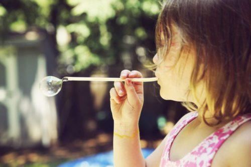 Bubbles Straw