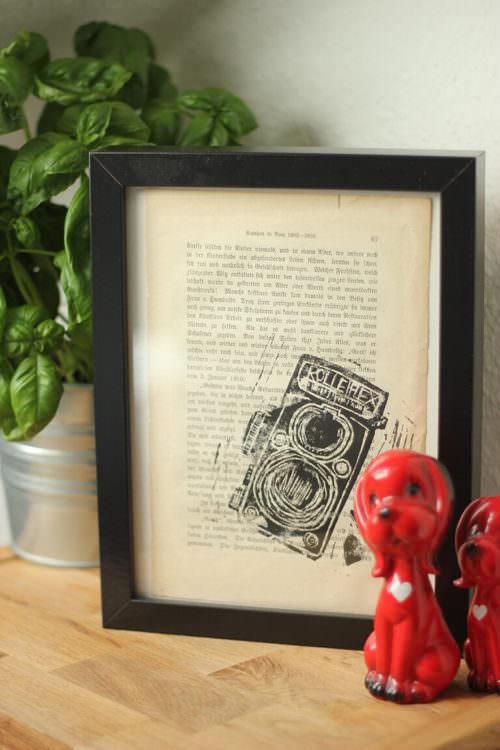Lino Print DIY
