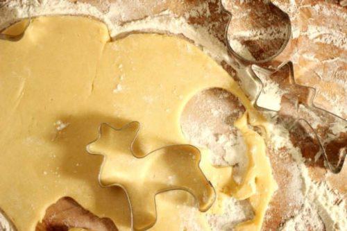 Butter Cookies-Dough