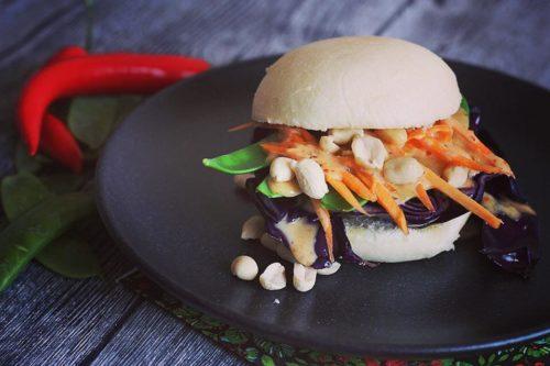 Bao Bun Burger